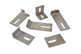 304不锈钢大理石干挂件焊接挂件