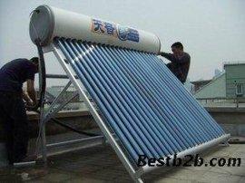 上海宝山区天普太阳能热水器特约维修点专修漏水不加热仪表不显示
