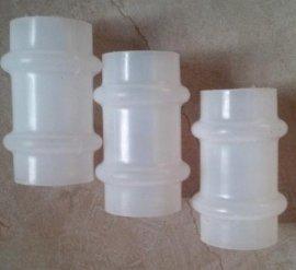 加工定制   硅胶密封套   化工原料进料管