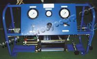 气体增压系统