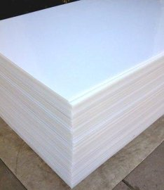 食品级PP白色塑料板