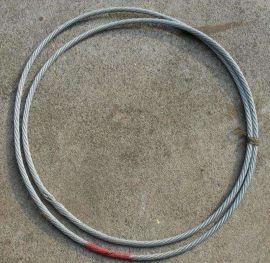 钢丝绳索具 无接头钢丝绳索具 无接缝钢丝绳吊索具直径33mm 周长4m 可定制
