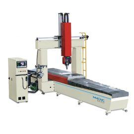 【厂家直销】明美JGZX5-CNC-1530铝型材数控加工中心五轴加工中心