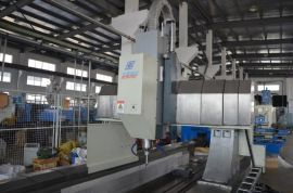 江苏销售 4010动粱移动式龙门铣床(地铁型材加工)