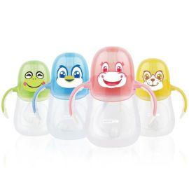 210ML多了趣婴儿奶瓶 宝宝卡通奶瓶动物奶瓶母婴喂养 奶瓶厂家