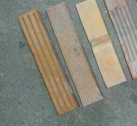厂家直销牵引机橡胶块履带式牵引机橡胶块橡胶块牵引机配件