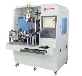 铝合金汽车滤芯焊接 6系铝型材连续光纤激光焊接机
