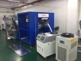 全自動鋼帶轉圓焊接翻遍一體機,連續光纖鐳射焊接機