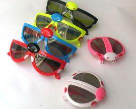 3D兒童眼鏡供應影院3D眼鏡批發可摺疊昆蟲款式靚麗