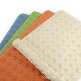 广海大天然橡胶防滑垫,**环保浴室防滑地垫