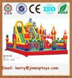 广州金米奇儿童城堡 户外充气城堡 儿童充气乐园 JMQ-P128A