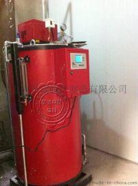 辊筒烫平机配套用100公斤燃气蒸汽锅炉 熨烫设备用燃气蒸汽发生器