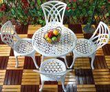 供應鑄鋁鑄鐵休閒桌椅/戶外傢俱/花園傢俱(KY-02)