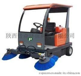 陕西普森驾驶式扫地车