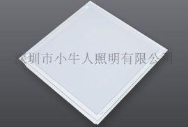 嵌入式600*600一体化LED胶片灯盘10*6W胶片灯盘