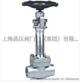 DZ11H、DZ11Y 150-800Lb锻钢低温闸阀