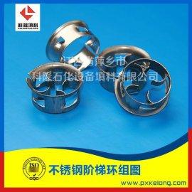 直销金属不锈钢阶梯环 304/316L阶梯环填料