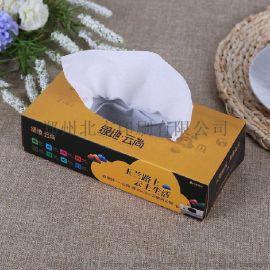 郑州广告纸抽印刷厂,郑州纸抽盒订做,纸巾抽纸价格