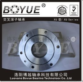 BXU050077(40x112x22mm)交叉滚子轴承BOYUE博越轴承选型GCR15材料齿轮减速机轴承替代轴承
