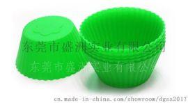 厂家直销供应爆款糖果色蛋挞模 diy烘培蛋糕模 微波炉专用蛋糕杯