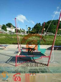 揚州單人兒童蹦牀-蹦極跳牀怎麼收費