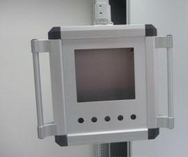 数控操作箱 机床吊臂铸铝箱 铝合金机箱可定制