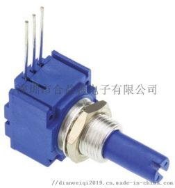 91A1AB28E15L 10k导电塑料电位器