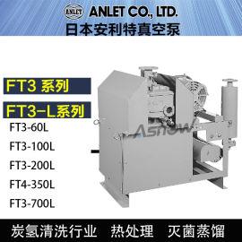 日本安耐特罗茨真空泵用于碳氢清洗和真空热处理