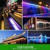led線型輪廓燈生產廠家白光黃光RGB全綵樓宇亮化