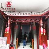 瀘州景區實木雕花門頭設計定製廠家