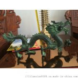 青铜器铜龙雕塑 动物铜雕塑厂家定制