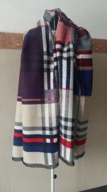 WY01 波西米亚风格色织提花大披肩