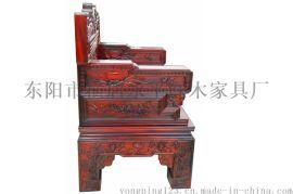 永平红木黑酸枝沙发厂家供应琴棋书画黑酸枝沙发