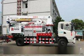 葫芦岛21米搅拌输送车一体机