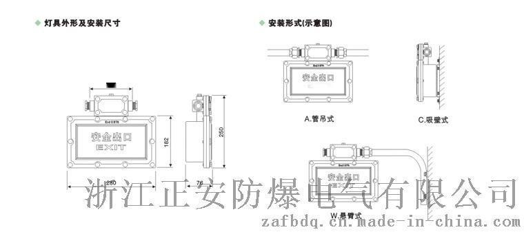 SBD3106防爆标志灯