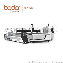 济南邦德光纤激光切割机,管材激光切割机500W+