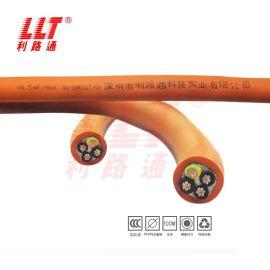 利路通弱电安防线缆、EVCABLE、拖链电缆