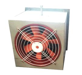 DFBZ系列方形轴流式通风机