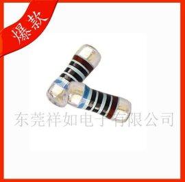 热销贴片圆柱形晶圆电阻0207 2M  1W 质优价良