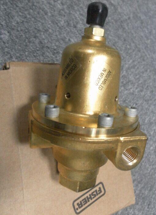 美國費希爾1301F進口調壓器1301G燃氣減壓閥