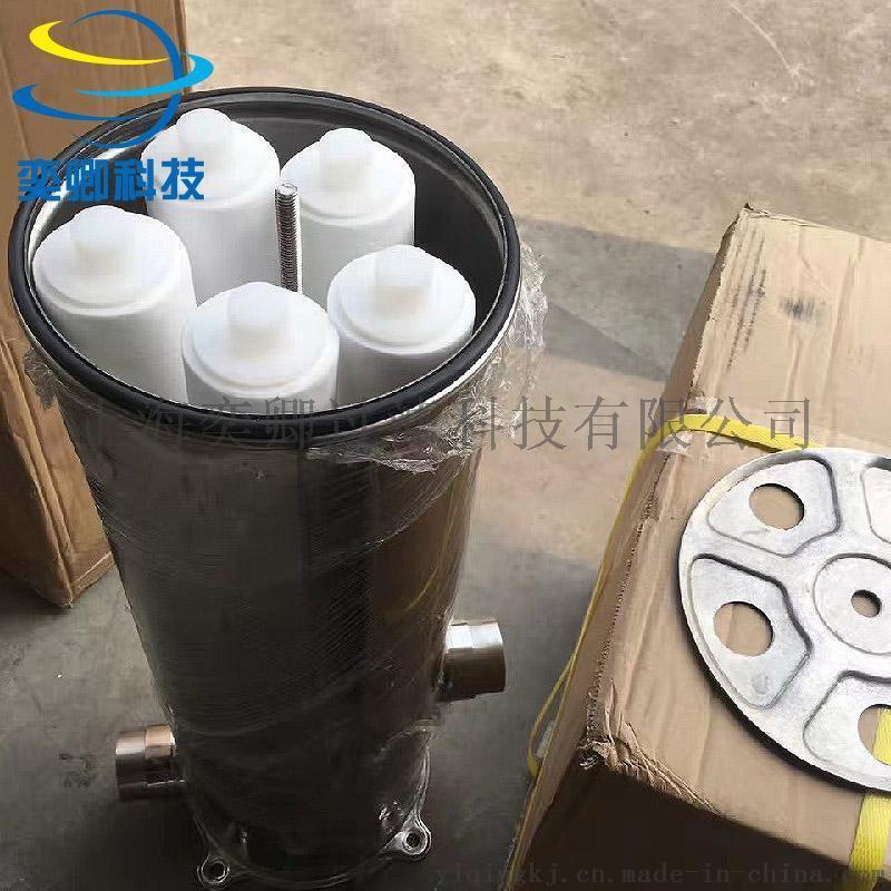不锈钢抱箍式滤芯过滤器 上海精密过滤器厂家