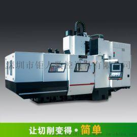 鉅匠科技JNC1812Z數控龍門銑加工中心機牀