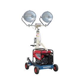 路得威移動照明車RWZM21探照燈