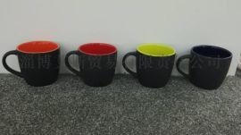 陶瓷杯马克杯咖啡杯色釉杯