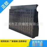 轨道道口橡胶铺面板P60、P50、P43橡胶道口板