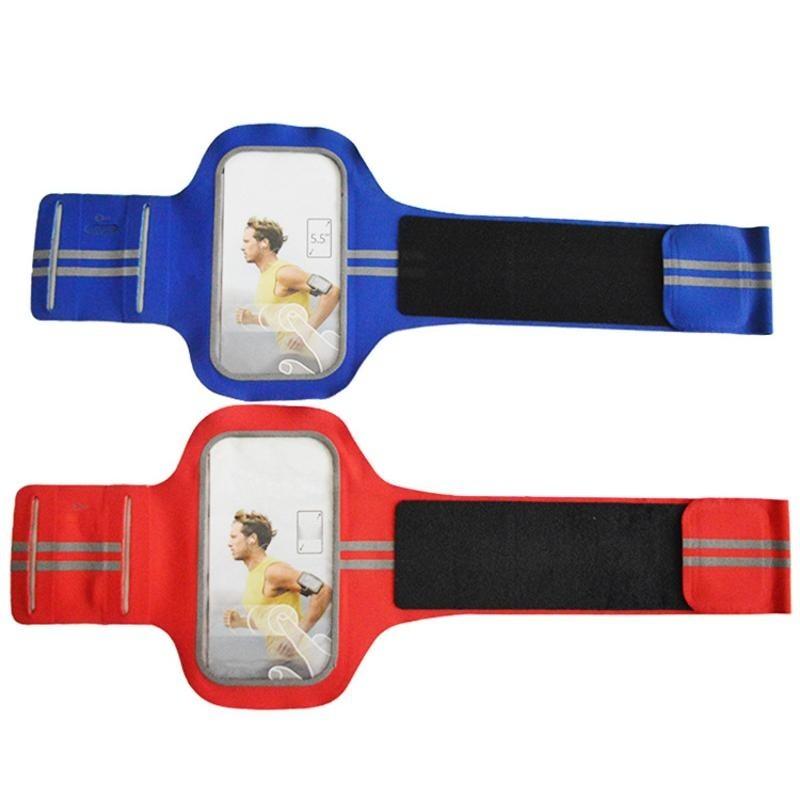 ****臂带式手机套 跑步手机臂带户外运动手机保护臂带定制