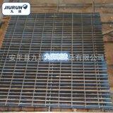 钢格栅板 水沟盖盖板 齿型钢格板 插接钢格板