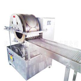 电加热春卷皮机 不锈钢全自动春卷皮机生产厂家