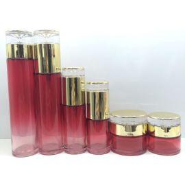 新款 ** 化妆水瓶 玫瑰水 纯露瓶 美白 防晒 补水 保湿 乳液瓶