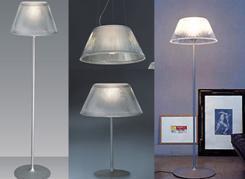 现代落地灯, 玻璃地灯(4002)